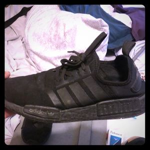 ADIADS. NMD real black on black been a few times